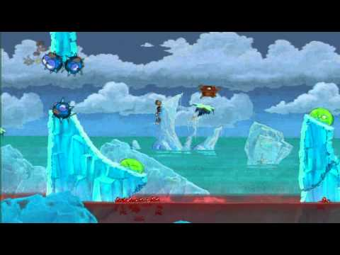RAYMAN ORIGINS / Hundirse o nadar