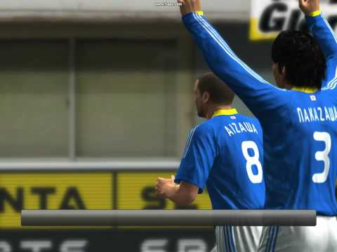 PES 2009 Become a Legend: First 5 Years (First Step)