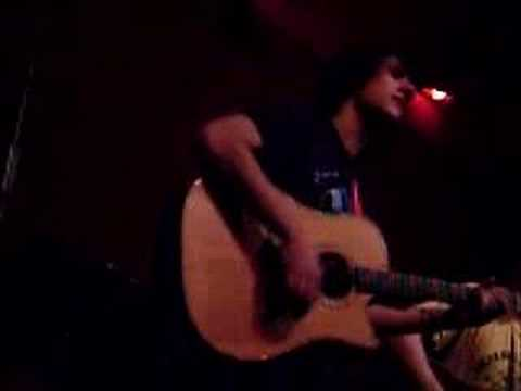 Teddy Geiger - Love Is A Marathon