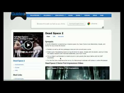 WikiGameGuides.com Basic Site Walkthrough