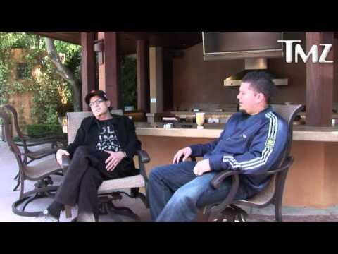 CHARLIE SHEEN ~~ INTERVIEW  TMZ (OFFICIAL)
