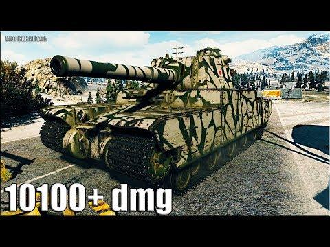 Type 5 Heavy 10100+ dmg