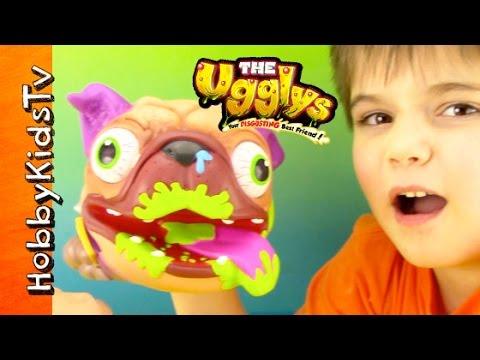 The Ugglys Pug Electronic Pet by HobbyKidsTV Toys