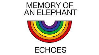 Memory Of An Elephant - Find Somebody Else (lyric video)