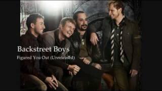 Watch Backstreet Boys Figured You Out video