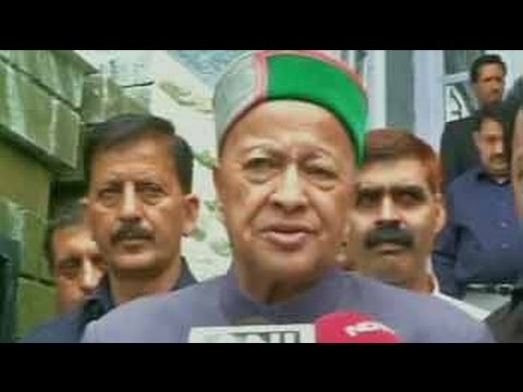 Case can be made out against Virbhadra Singh, centre tells court
