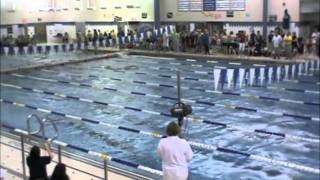Section 5 Class D 200 Freestyle Relay 2012