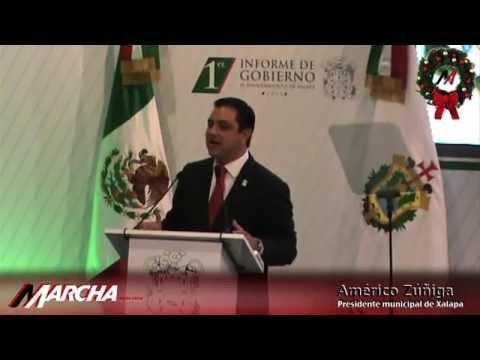 Con obras y resultados, Xalapa se transforma: Américo