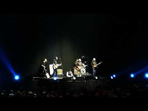 Blackbirds - A Hard Day's Night @Táncdalfesztivál