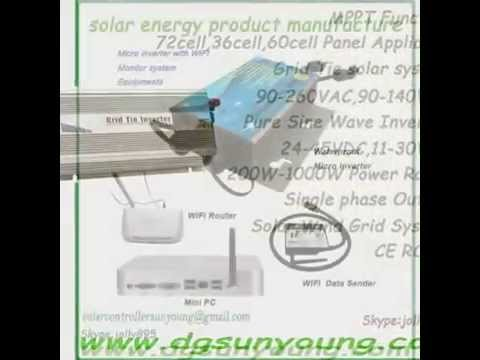 Micro inverter, solar inverter, inverter
