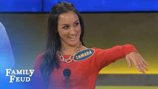 What would you NOT DO for a million bucks | Family Feud