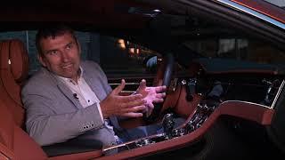 Bentley Continental GT I Welt der Wunder - Just Drive