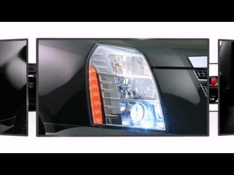2012 Cadillac ESCALADE Video