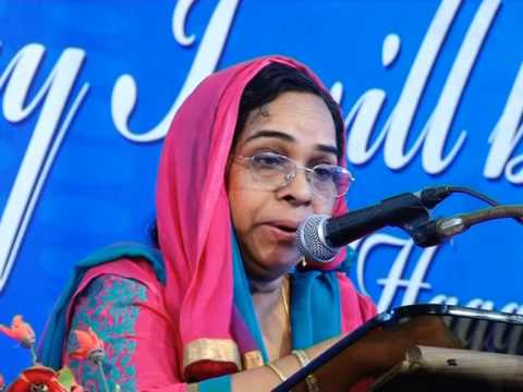 Sis. Santha Sunder Singh Malayalam Christian Speech Prayer Gardens, Neyyattinkara Part-2 video