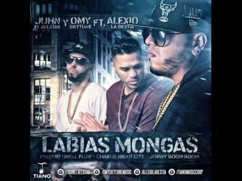 OmySky Tune Y Jun The All Star Ft. Alexio La Bestia - Labias Mongas