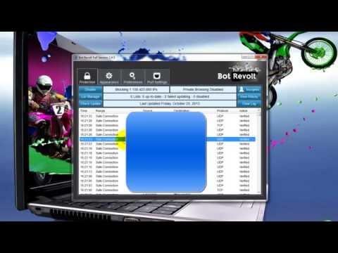 Bot Revolt 1 4 3 protection de votre PC contre les malwares