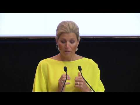 H.M. Queen M áxima of the Netherlands Keynote Address at the 2013 AFI Global Policy Forum