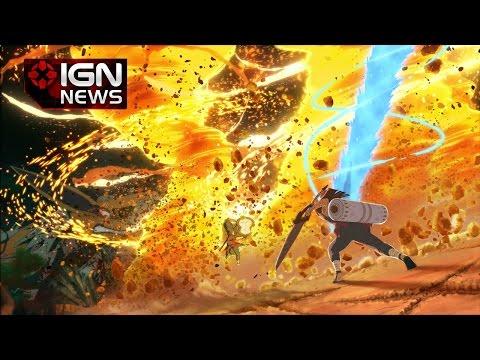 Naruto Shippuden: Ultimate Ninja Storm 4 Has Been Announced - IGN News