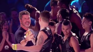 Malevo: XXX Dancing Group GetsThe Ladies HOT!! | Quarterfinals 3 (FULL) | America's Got Talent 2016