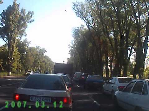 Жуткая авария на Кульджинке