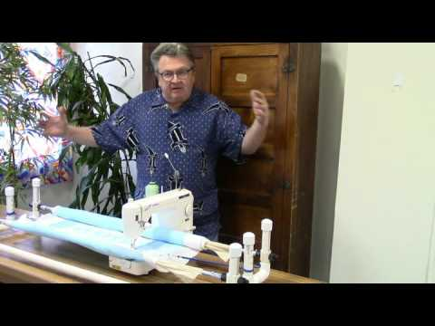 Artisan Quilt Frame Video 1