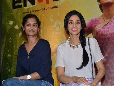 English Vinglish (Trailer Launch) | Sridevi & Gauri Shinde