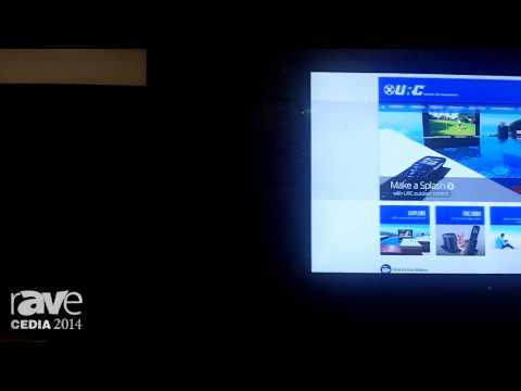 CEDIA 2014: URC Celebrates 25th Anniversary With ccGEN2 Control System