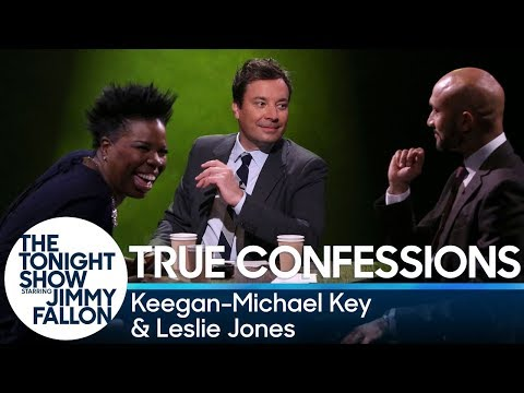 Cover Lagu True Confessions with Keegan-Michael Key and Leslie Jones