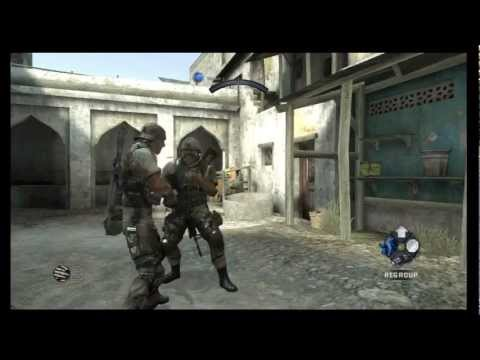 Army of Two - Gameplay Walkthrough Part 2 (Xbox 360/PS3) [HD]