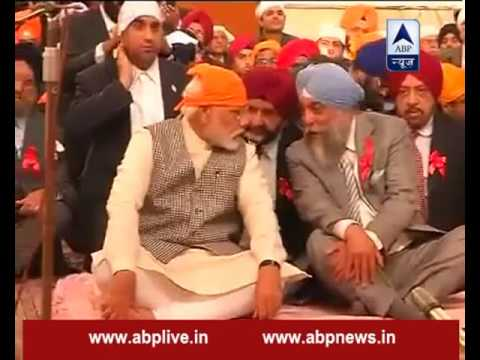 PM Modi visits Gurudwara in Tehran, addresses people