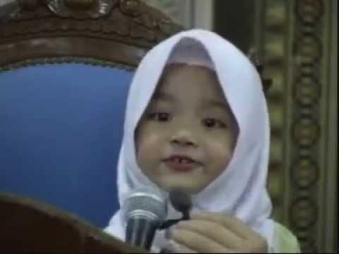 Kecil-kecil Dah Hafal Al-quran Serta Tajwid video