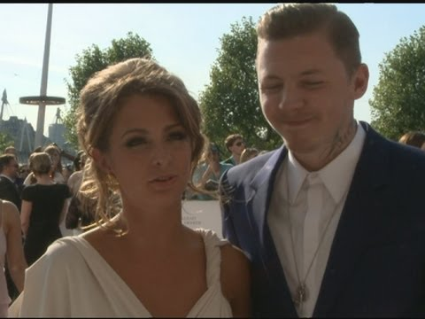 BAFTAs: Millie and Professor Green talk about what their own reality TV show would be like