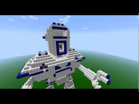 Minecraft: Robot Wars Music Videos