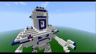 Minecraft: Robot Wars