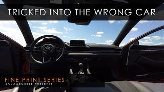 Getting Tricked into the Wrong Car | Fine Print Series