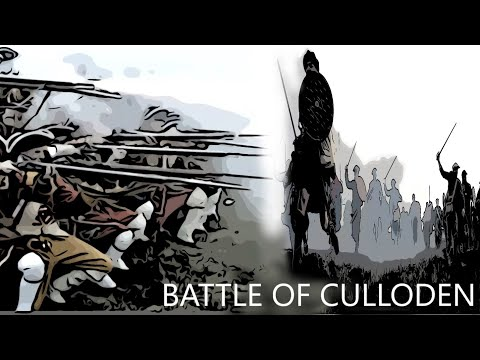Battle of culloden scotland