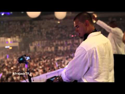AFROJACK live @SENSATION Innerspace 2011 preview