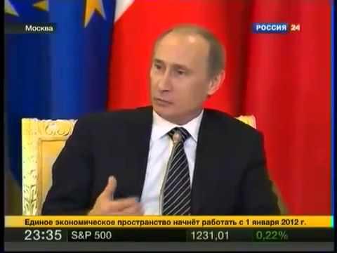 Путин о США  чья бы корова мычала!
