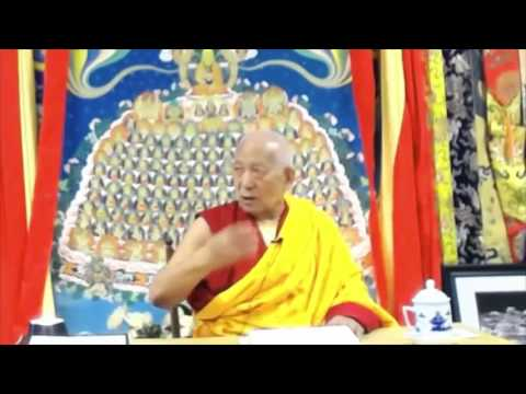38 Aryadeva's 400 Stanzas with Geshe Yeshe Thabkhe Q&A and Verse 277 08-26-16