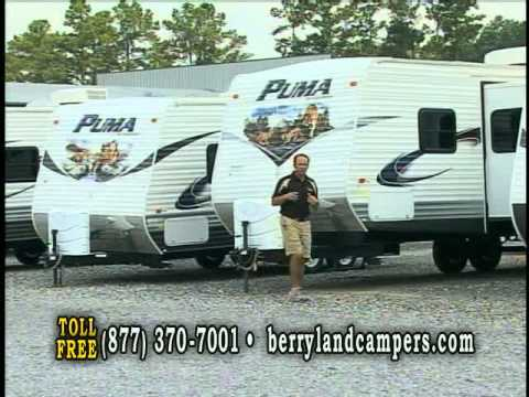 2013 Palomino Puma 5th Wheel RV