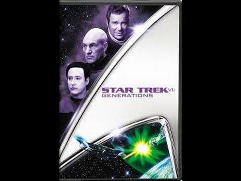Star Trek VII: Generations - Movie Review