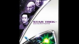 Download Star Trek VII Generations  Movie Review