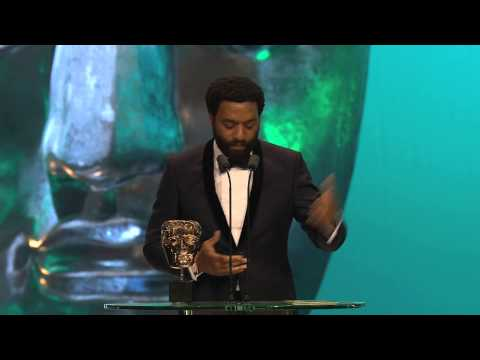 Chiwetel Ejiofor | BAFTA  Leading Actor Winner 2014