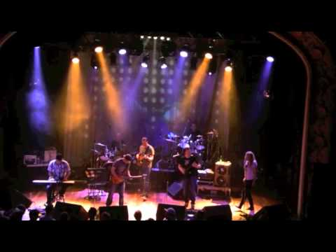 China Cat Sunflower – I Know Your Rider:  Mars Hotel Grateful Dead Tribute (6/8/13)