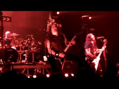 Machine Head - I Am Hell (houston 2 11 2012) video