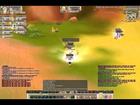 Grand Fantasia PT - Elf Arena 50 Ranger.