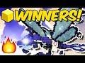 Legendary Dragon Giveaway WINNERS mp3