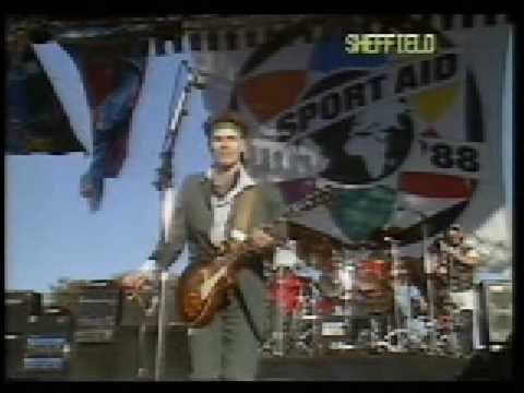 Part 2 Big Country live @ Sport Aid, Sheffield, 11.9.1988