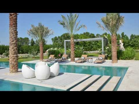 Al Barari, The Reserve, Luxury Living Villa for sale in Dubai