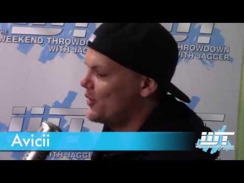 Avicii Loves Living His Life!